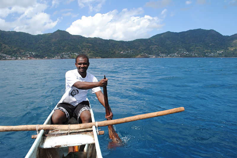 Rencontre sur une île paradisiaque : Mayotte