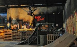 Skatepark à Bordeaux