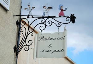 Restaurant Clos Saint-Georges
