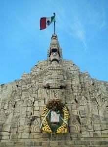 Monument au drapeau de Mérida