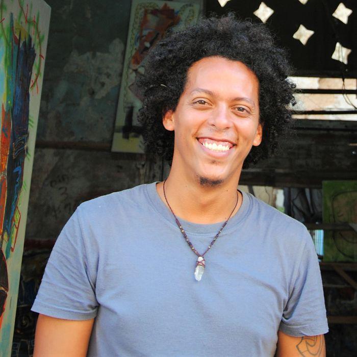 Artiste peintre à La Havane