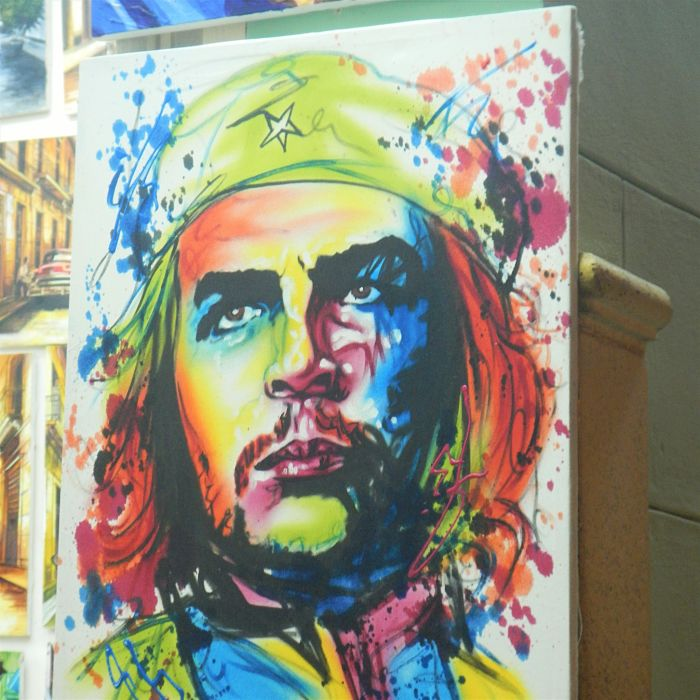Portrait de Che Guevara