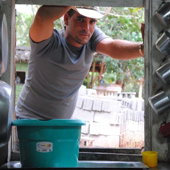 Playboy de Cuba : le cowboy