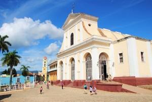 L'église de Trinidad à Cuba