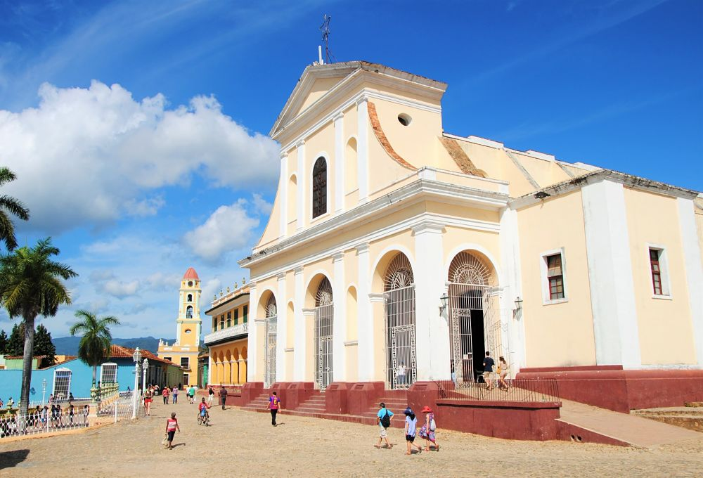 L'église Trinidad
