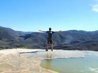 Hierve el Agua à Oaxaca : Grande richesse naturelle du Mexique
