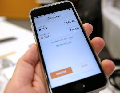 CurrencyFair : transférer votre argent à moindre frais