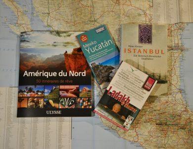 Ces livres de voyage qui m'ont inspiré à partir