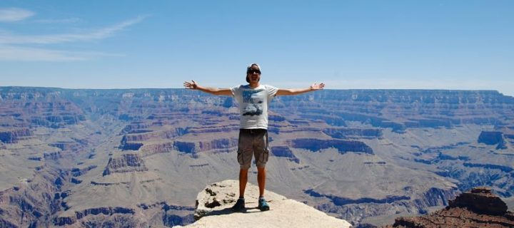 Photos Grand Canyon : une journée dans le parc national le plus connu des USA