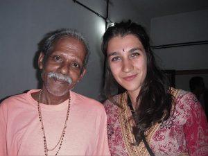 Rencontre avec un cuisinier en Inde