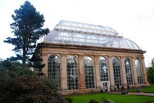 Royal Botanic Garden à Edimbourg