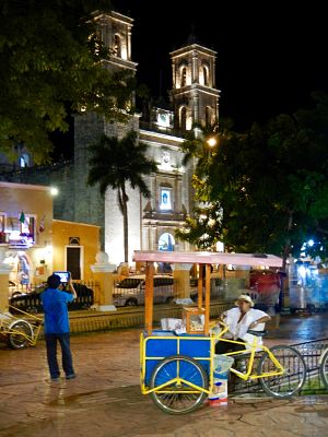 Valladolid au Yucatan est un stop obligé lors de son voyage au Mexique