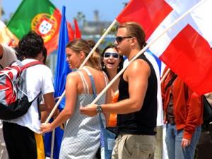 Un programme à l'étranger autre qu'Erasmus