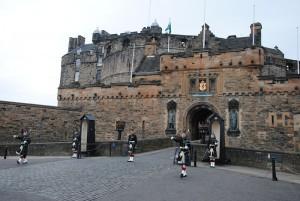 Visiter le château d'Edimbourg