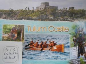 Carte postale sans timbre