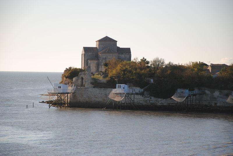 Journées du patrimoine l'église de Talmont