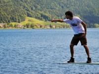 Un week-end près de Lausanne: le lac de Joux