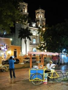 Valladolid au Yucatan