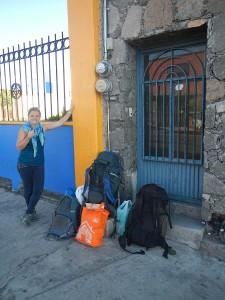 Déménagement d'un expat-backpacker