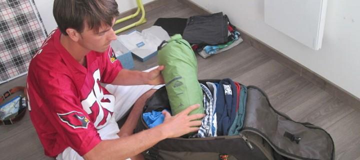 A quoi ressemble le déménagement d'un expat-backpacker
