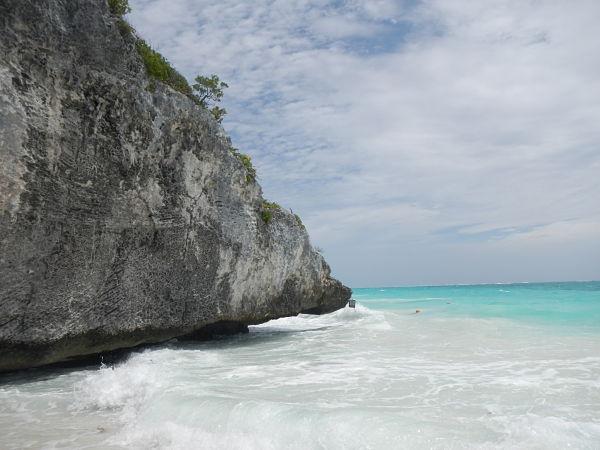 Tulum un environnement magnifique en voyage