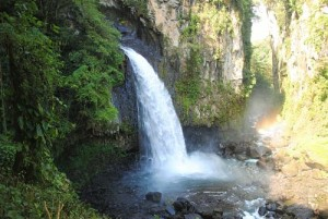 La cascade de Xico