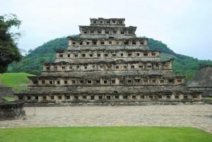 Les ruines mayas de Tajin