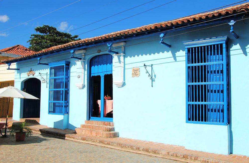 Maison coloniale à Camaguey