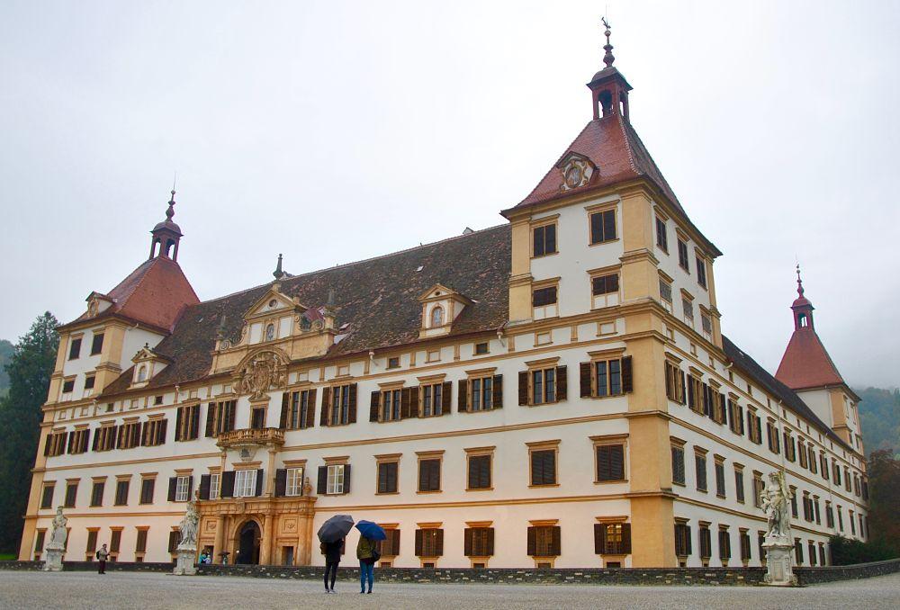 Château de Eggenberg - Graz