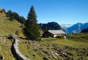 Rando du Stockhorn à Erlenbach
