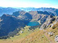 Stockhorn : téléphérique, randonnée et … trottinette