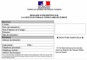 Comment voter quand on est expat'