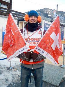Cadeaux à la coupe du monde de ski