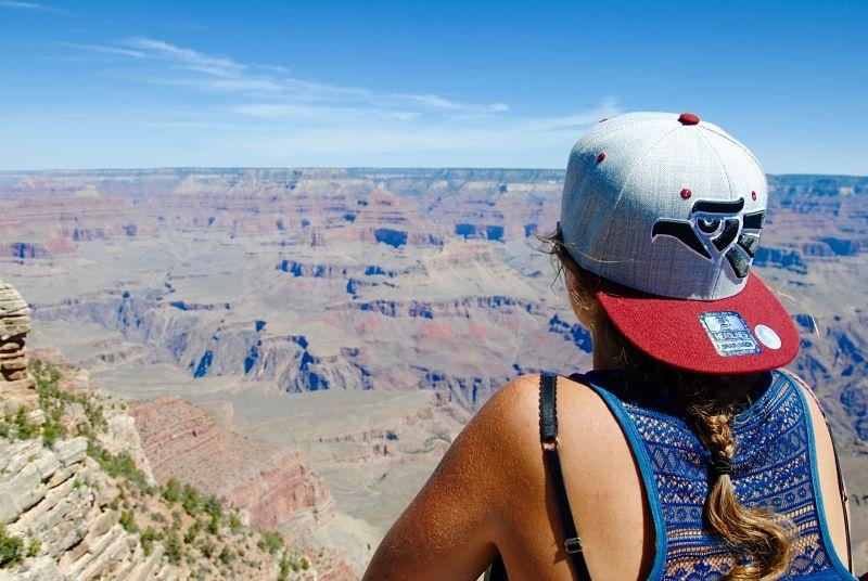 Admirer le Grand Canyon