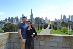 Alexia, hôtesse de l'air et sa relation amoureuse à distance