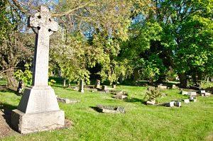 Les cimetières visite pas cher à Edimbourg