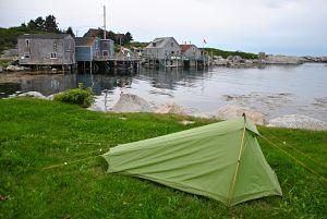 Economiser en voyage sur son budget Canada grâce au camping