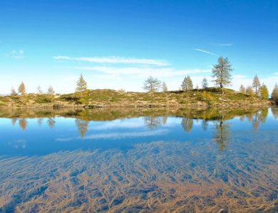 Photographies de mon trekking au Tessin