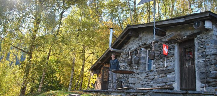 5 jours de trekking dans le Tessin : vallée de Maggia à Bosco Gurin