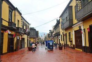 Le quartier de Rimac à Lima patrimoine mondiale de l'Unesco