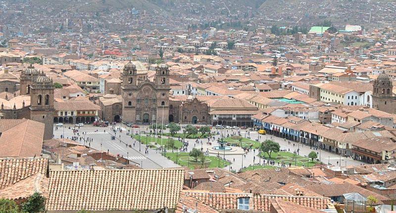 Cusco passage obligé lors de son voyage au Pérou