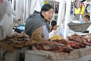Visiter le marché de Cusco au Pérou