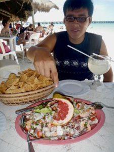Budget nourriture au Mexique pour manger dans la rue ou au restaurant