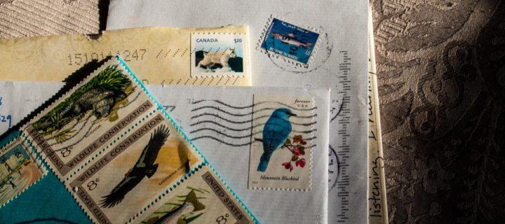 Merci Facteur : Envoyer du courrier en France depuis l'étranger, mon avis