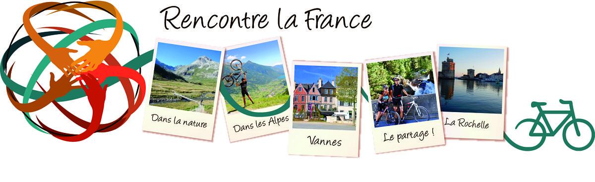 Rencontre la France - Voyage à vélo