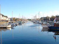 Mon itinéraire à vélo de Vannes à Nantes : Rencontre la France