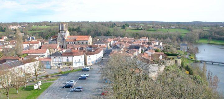 Mon itinéraire à vélo de Nantes à La Rochelle : Rencontre la France