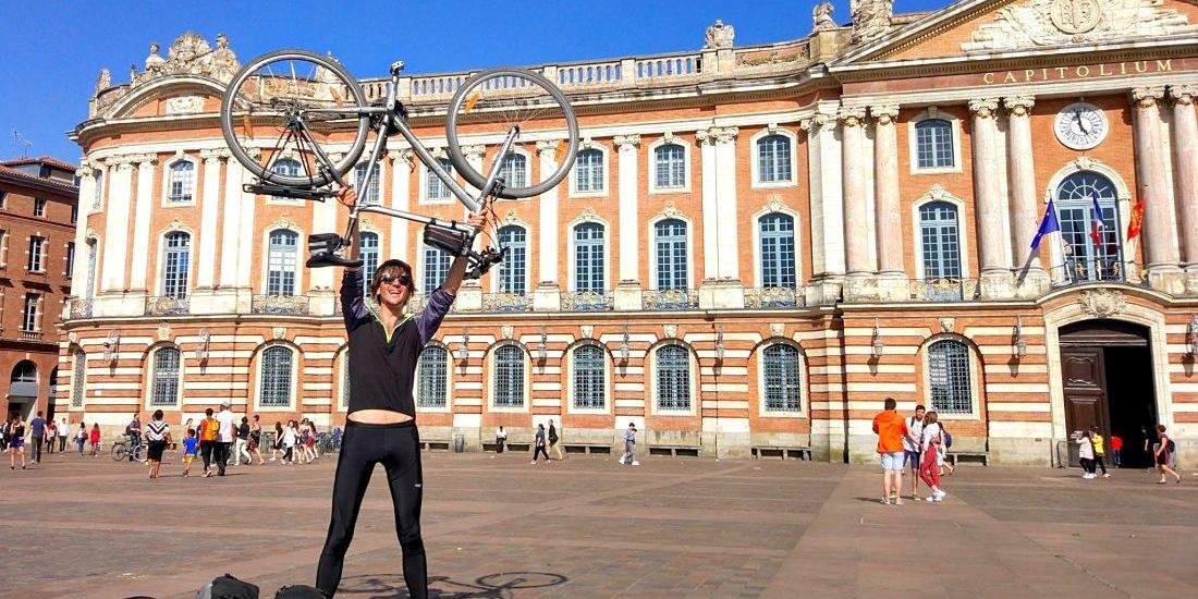 Agence de voyage v lo Abicyclette Vacances et Weekends v lo