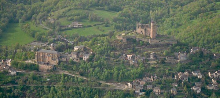 Le WAT dans l'Aveyron, condensé de ma vie de blogueur voyage