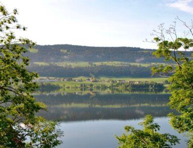 Une journée de découvertes du lac de Joux à Yverdon-les-Bains